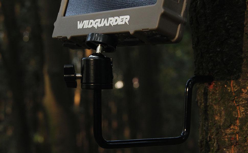 Wildguarder-S360-trail-camera-solar-panel-9